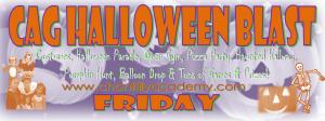 CAG's Annual Halloween Blast Party!